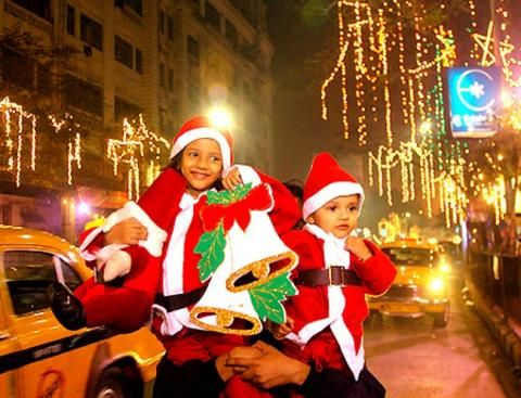 do you know park street is the best place to celebrate christmas in kolkata were inviting you to come with your family and join us for a wonderful - Celebrating Christmas
