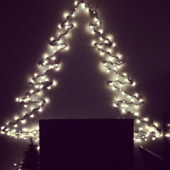 How To Christmas Light Christmas Tree Lighted christmas trees