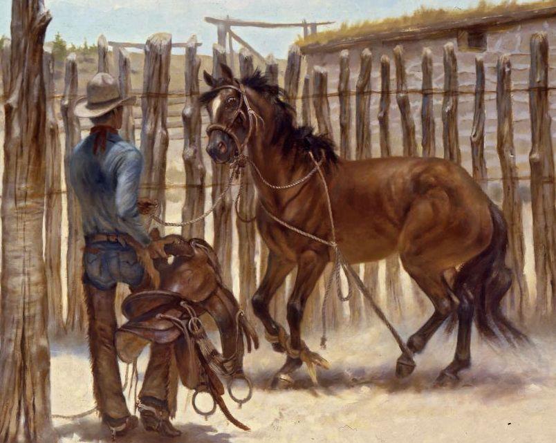 картинки дикого запада диких лошадей вряд понравится