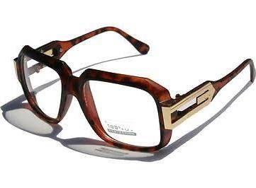 5374ca01efd Matte Tortoise Clear Lens Square Gazelle Style Sun Glasses Gold Metal
