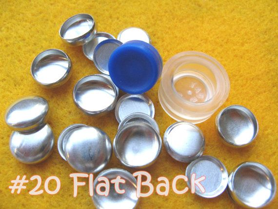 Have You Ever Made Cover Button Earrings These 1 2 Inch Buttons Are Perfect Size For Earrings They Re Cute For Both A Diy Buttons Covered Buttons Starter Kit