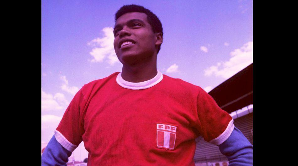 10 máximos goleadores de la selección peruana Teófilo Cubillas