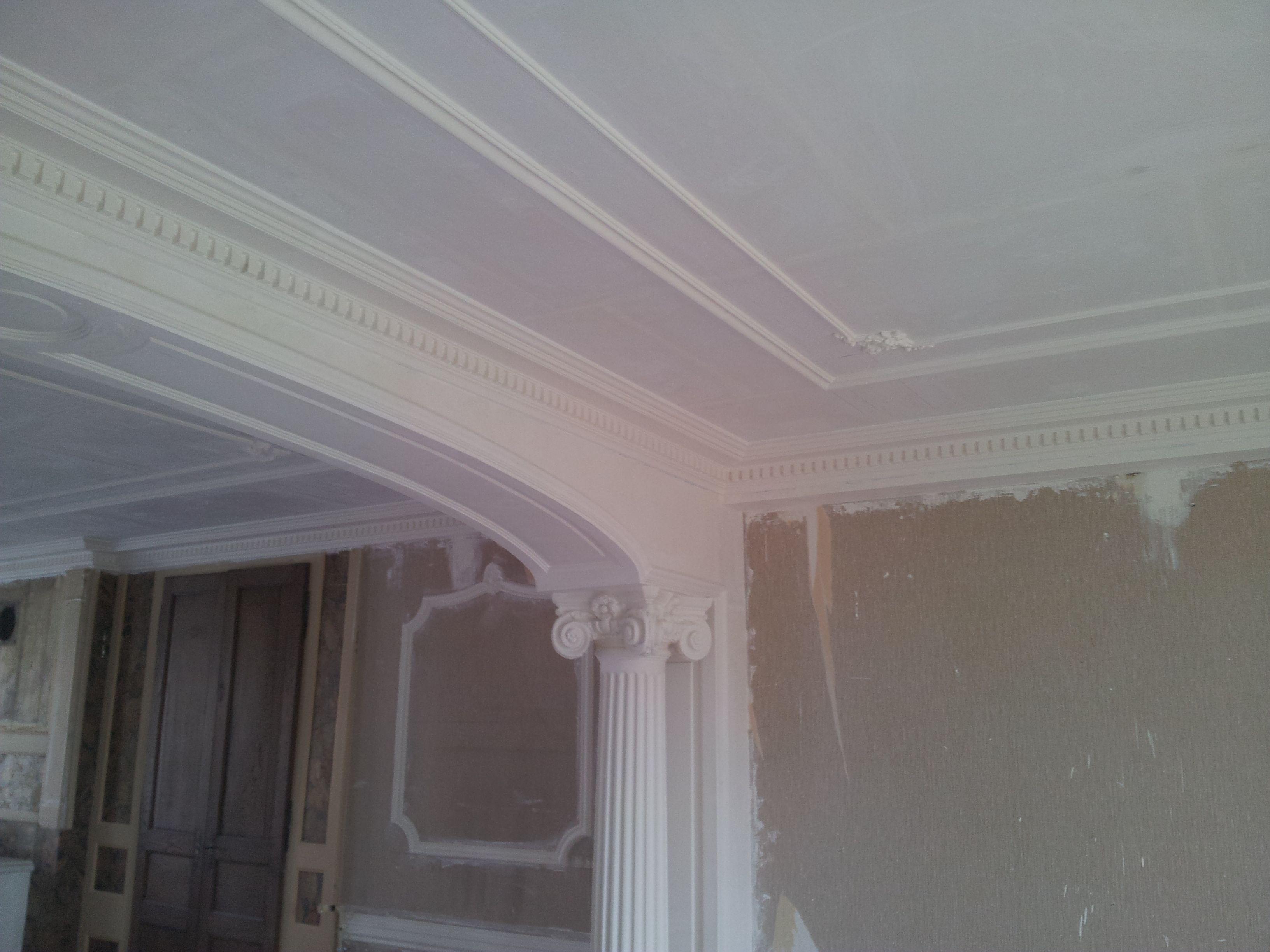Decoration interieur a chateauroux ent idea staff pose et - Decoration plafond ...