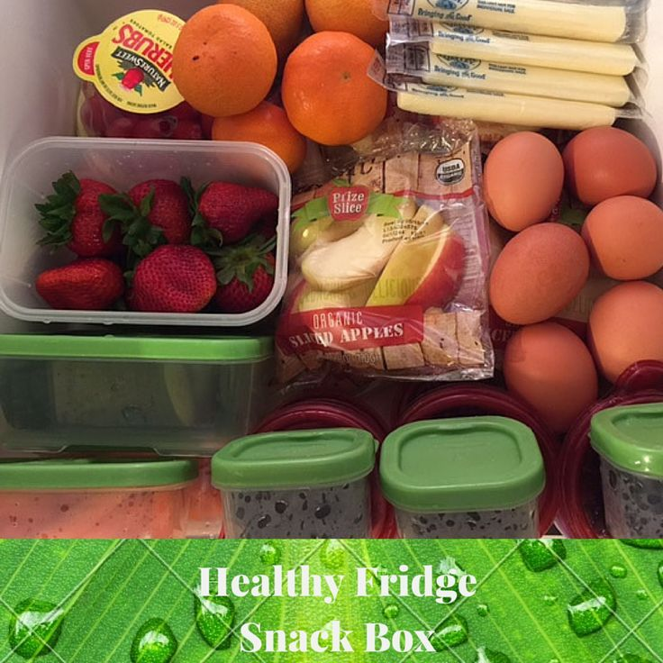 introducing our healthy fridge snack box i am so excited to have tackled this simple yet brilliant idea that i got from attending