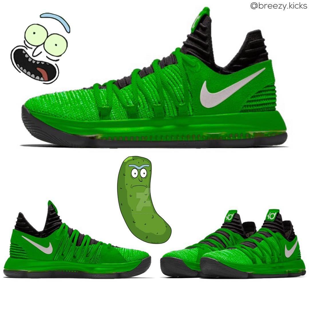 966 Me gusta, 33 comentarios Nike IDKicks Page (@breezy