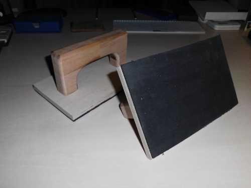 push bloc schiebehilfe f r tks abrichte fr stisch u a projekte s gen fr se. Black Bedroom Furniture Sets. Home Design Ideas