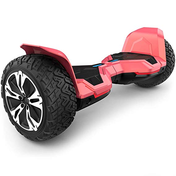 "8.5/"" Off Road Hoverboard Electric Balancing Scooter Dual Wheels UL Hummer no bag"