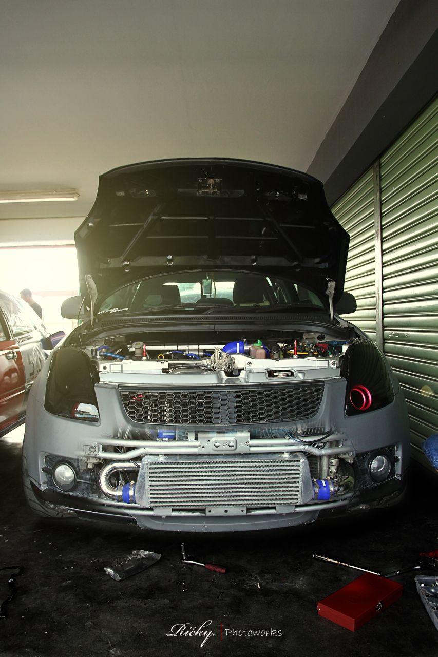 381 6 BHP - Suzuki Swift -=ZC 21 S Project=- | Suzuki Swift | Suzuki