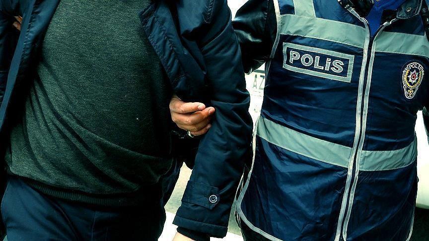 Fetö askeri yapılanmasına operasyon 530 gözaltı