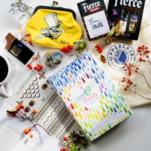 Uppercase Young Adult Book Subscription Box fun swag/giveaway ideas & Uppercase Young Adult Book Subscription Box: fun swag/giveaway ... Aboutintivar.Com