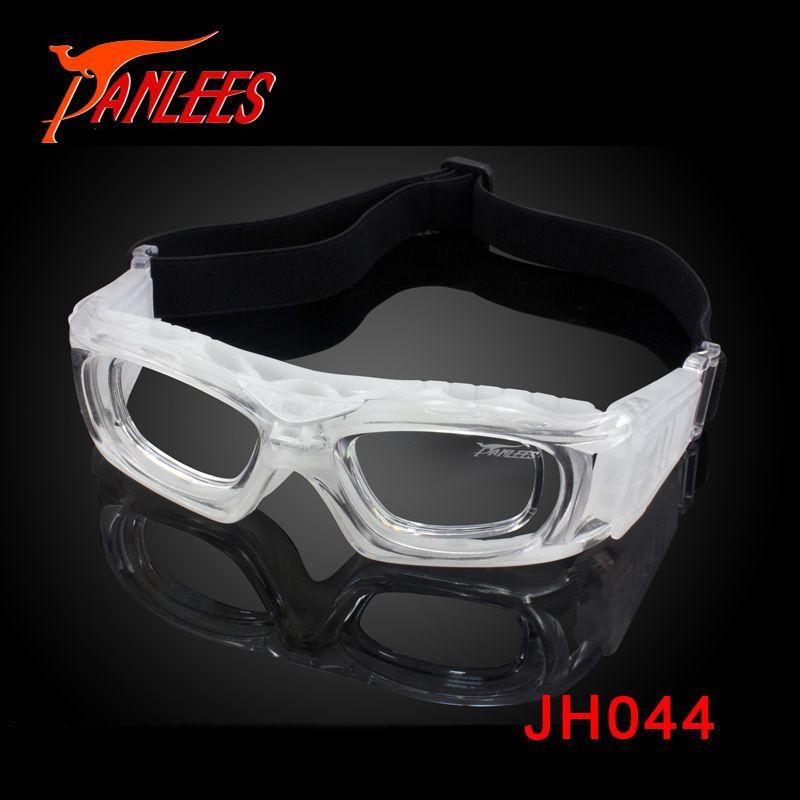 0abbe5dabd63 Hot Sales Panlees Prescription Football Glasses Handball Sports Eyewear  Basketball Goggles With RX Optical Inserts Free Shipping