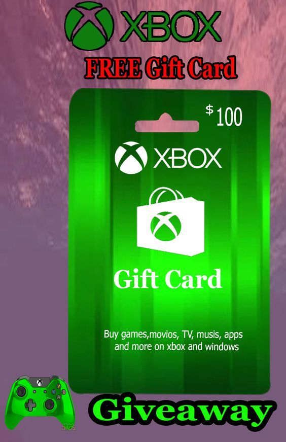 Photo of xbox gift card codes