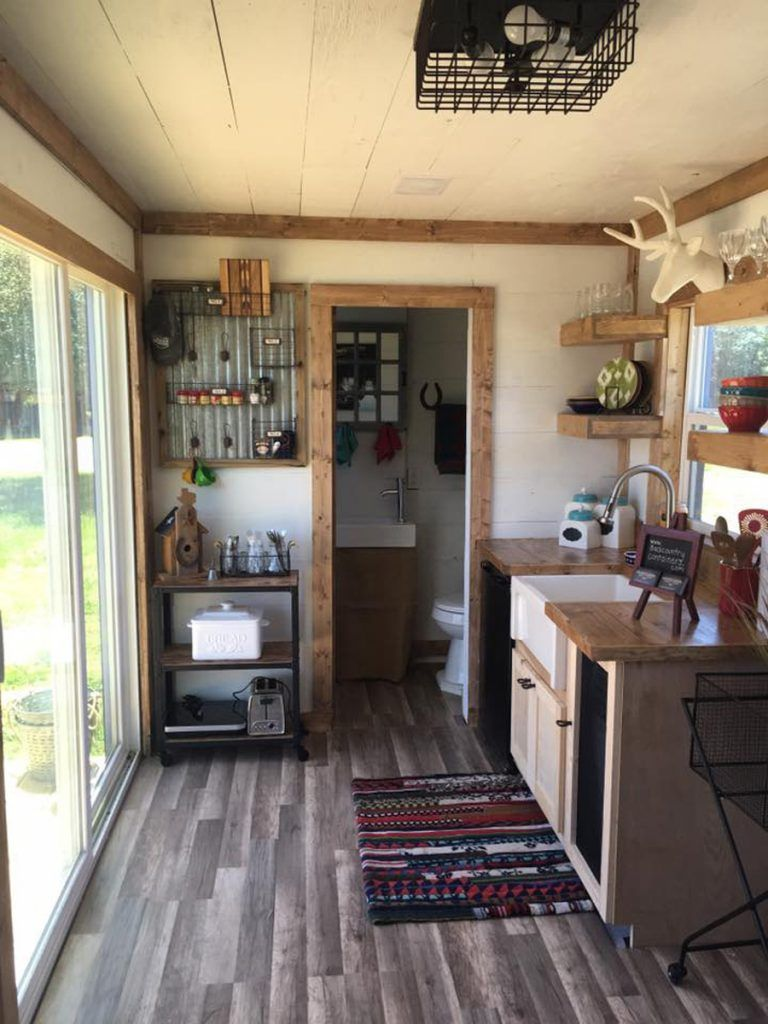 Backcountry Container House Container House Interior Tiny Container House Container House