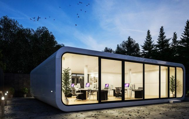 Awesome Prefab Office Pods: 14 Studios U0026 Workspaces Made For Your Backyard .