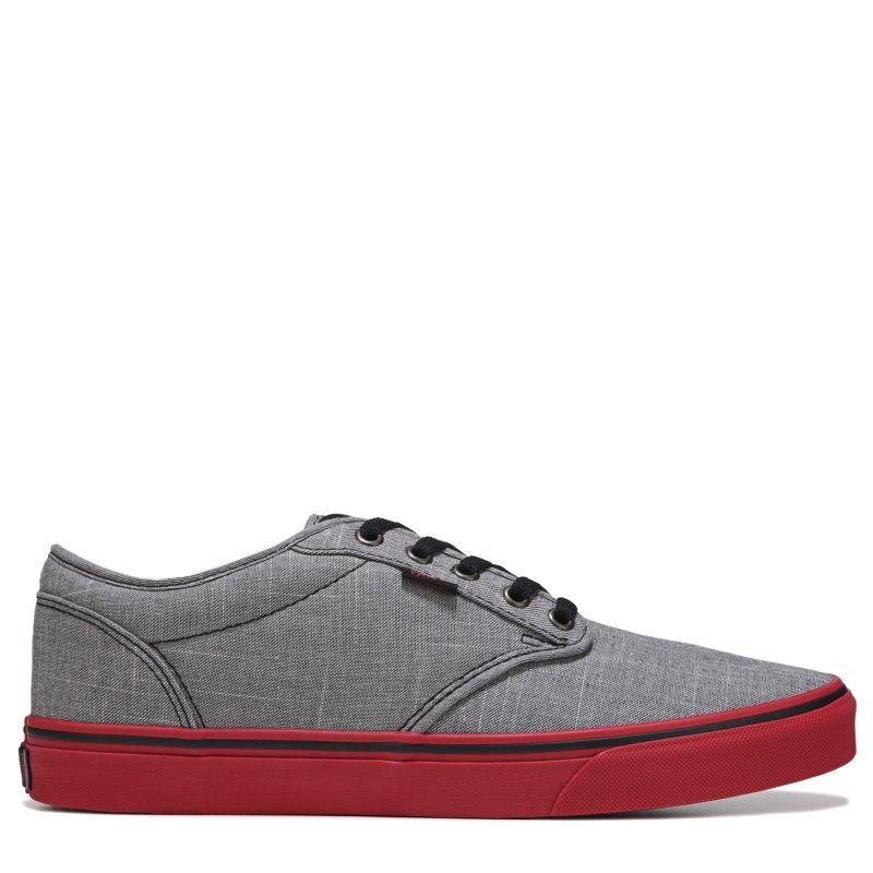 e5d92afbb9 Vans Men s Atwood Sneakers (Light Grey Chili) - 12.0 M
