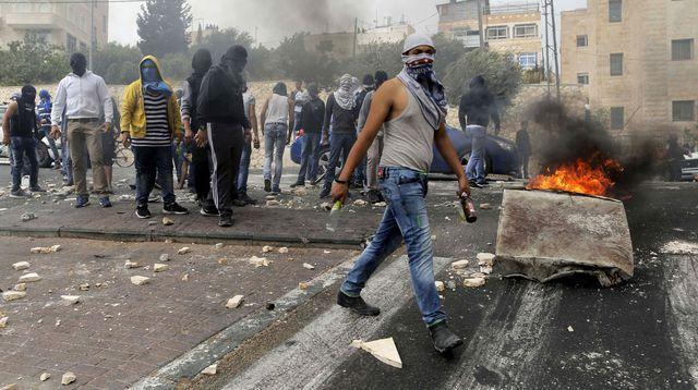 """Israël-Palestine: vers la """"guerre des couteaux""""?"""