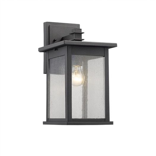 Chloe Lighting Tristan 1 Light Outdoor Wall Lantern Outdoor Wall Lantern Wall Lantern Outdoor Wall Sconce