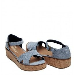 Toms Harper Wedge