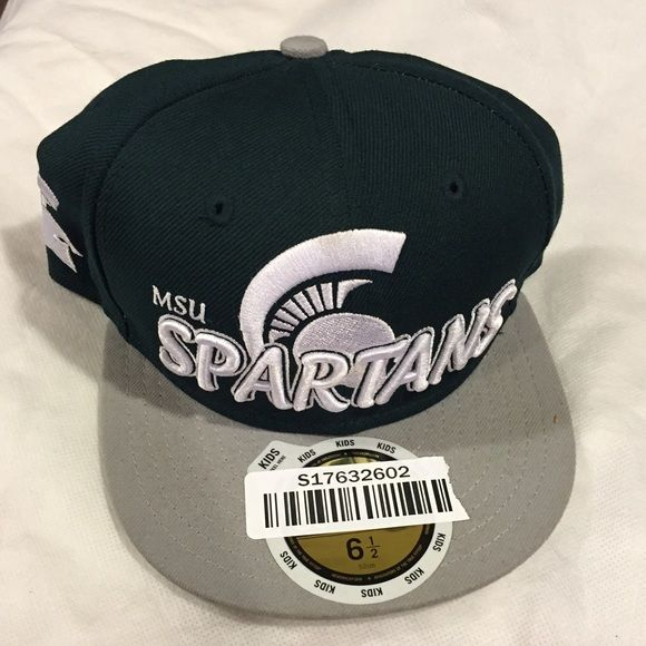 Michigan State Youth hat NWT Adorable Michigan State youth size 6 1 2 hat. f6c0504ecdf0