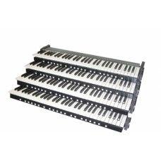 Classic MIDI Works MIDI Organ Keyboards w pistons 2 or more
