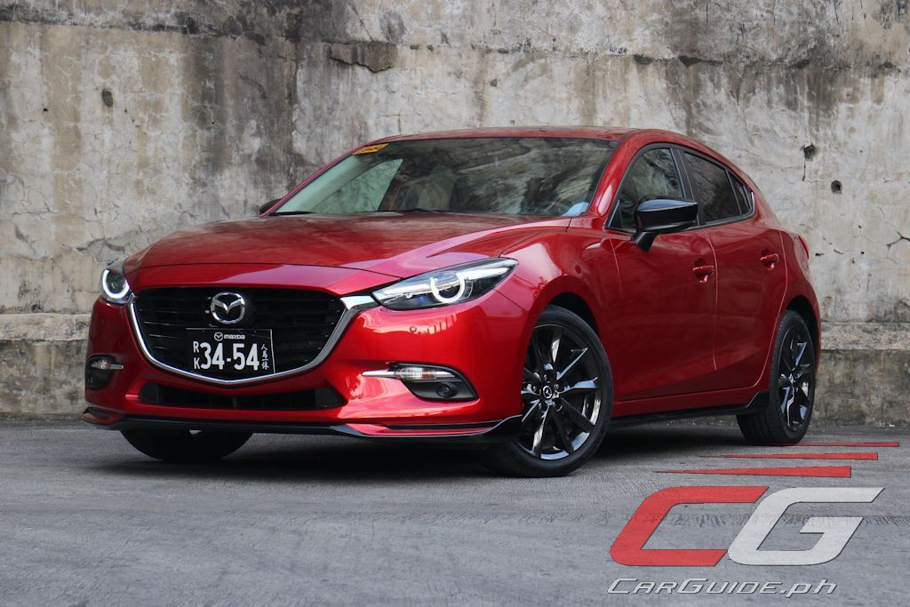 Review 2017 Mazda3 Speed Carguide Ph Philippine Car News Car Reviews Car Features Car Buyer S Guide And Car Prices Car Prices Car Mazda 3