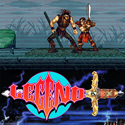 Legend Is A Beat Em Up Game That Resembles Games Like Final Fight Or Streets Of Rage The Game Features A Medieval Setting Ac Beat Em Up Retro Gaming Legend