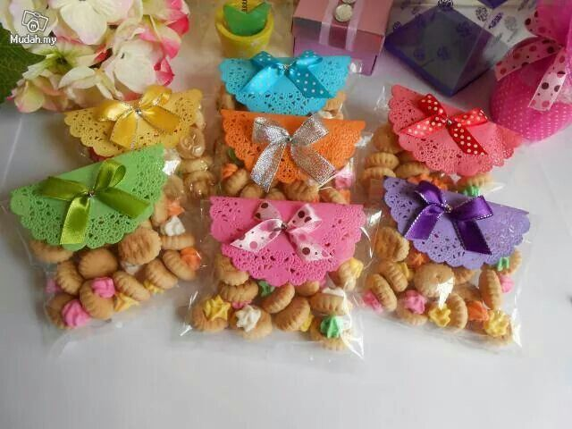 Wedding Door Gift Online Malaysia: Simple And Nice. Just Beli Plastic Size Kecil Or Sederhana