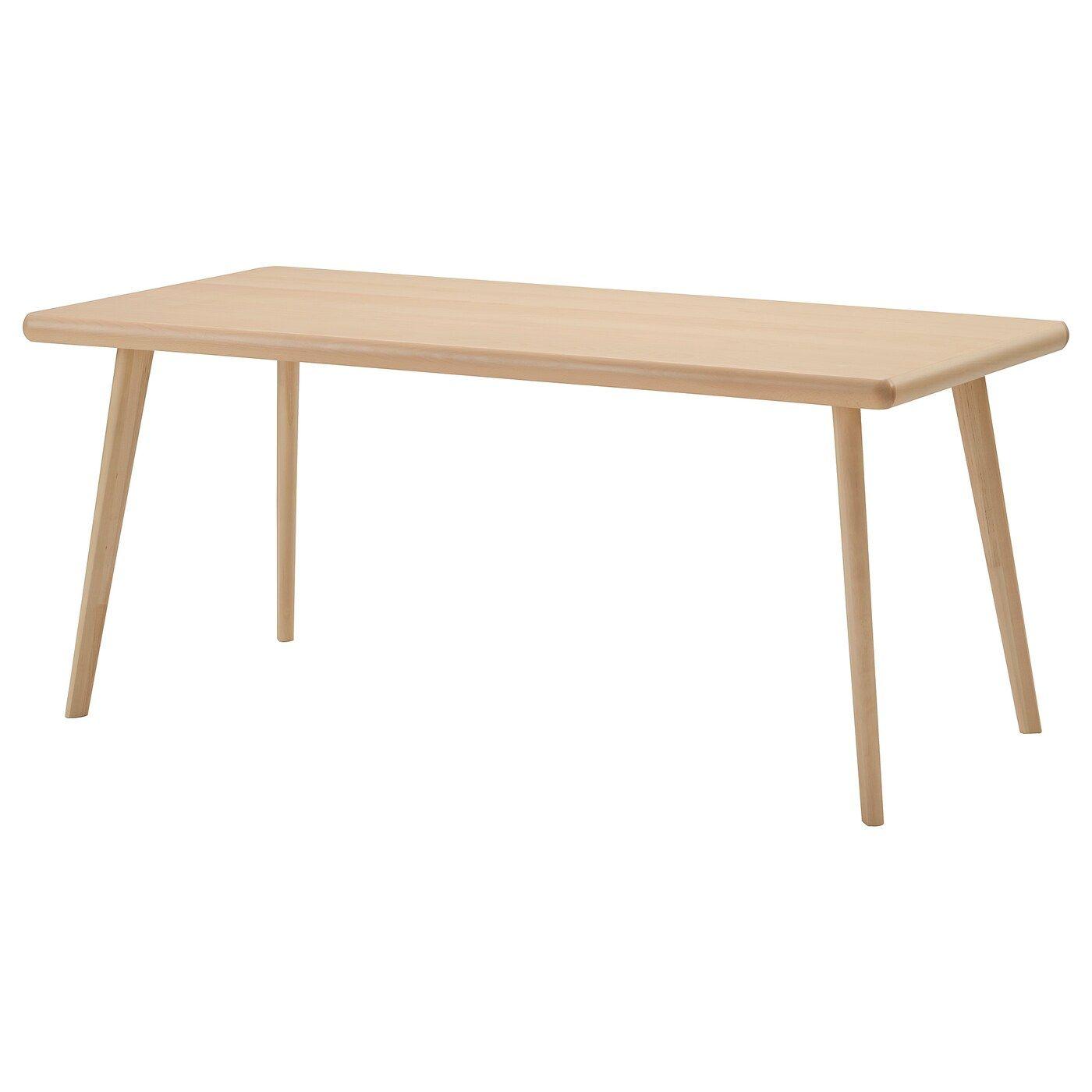 Markerad Tisch Buche Birke Ikea Osterreich In 2020 Ikea Tisch Ikea Esstisch Ikea