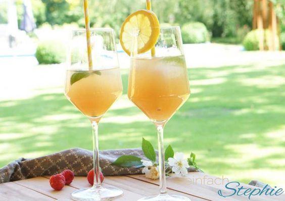 Photo of Ny sommercocktail for kjære venner: Apéro Paradisi ⋆ ganske enkelt Stephie