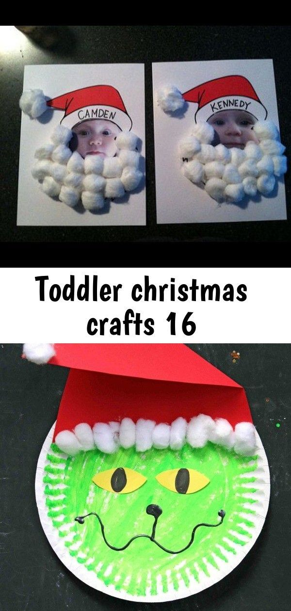 Toddler christmas crafts 16 #grandparentsdaycraftsforpreschoolers