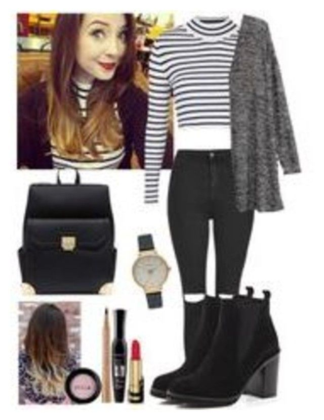 Steal Her Style Zoe Sugg By Ciara0509 Liked On Polyvore Featuring Beauty And Zoella