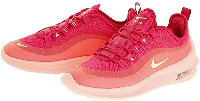 realimentación camión fascismo  Amazon.com | Nike Women's Air Max Axis Ankle-High Mesh Running | Running | Air  max women, Nike women, Black running shoes