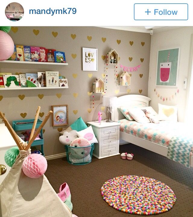 Girls room my rooms to be ideas pinterest fiesta for Cuarto de unicornio