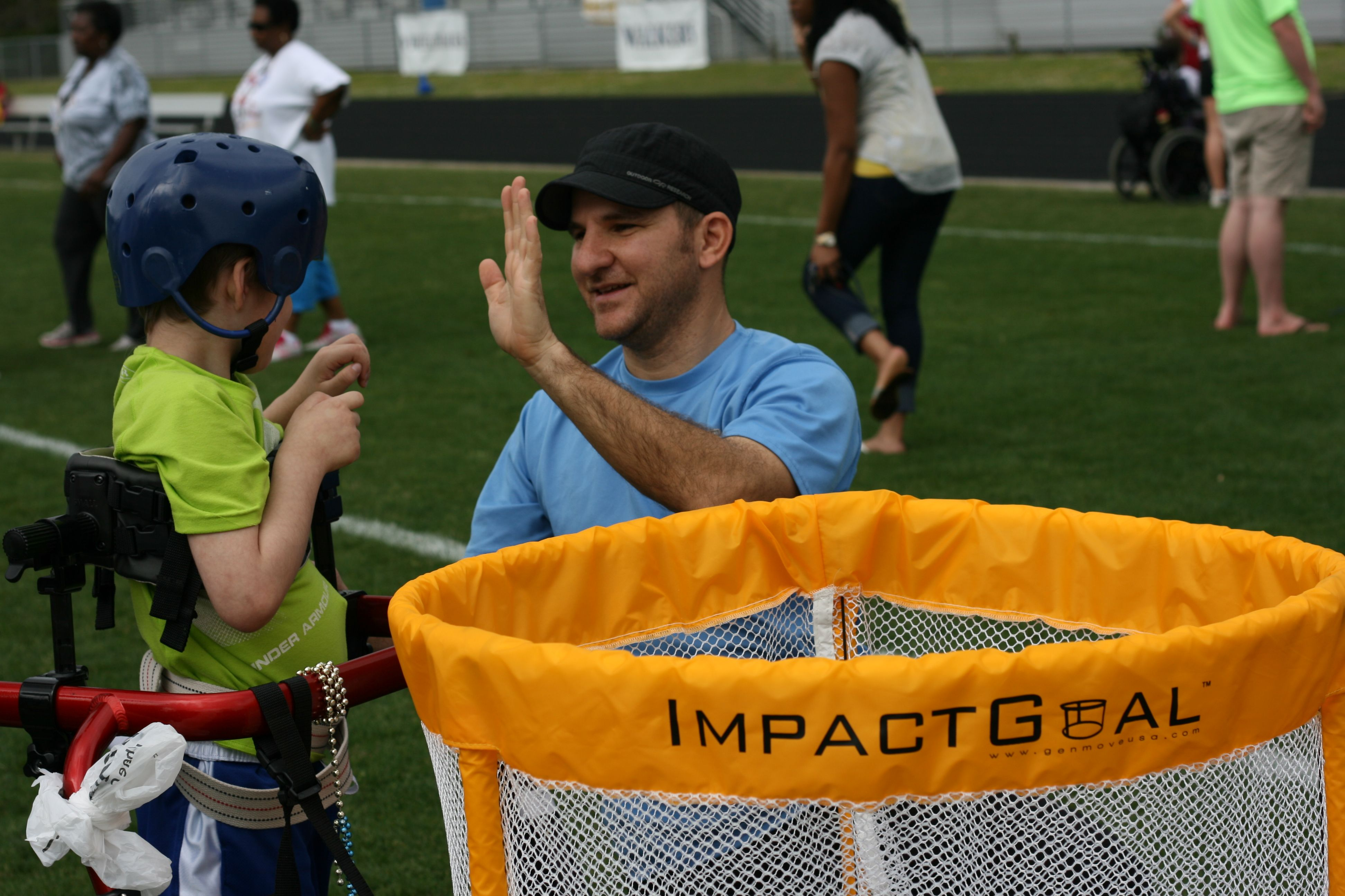 Special Olympics Young Athletes Program from Gen Move