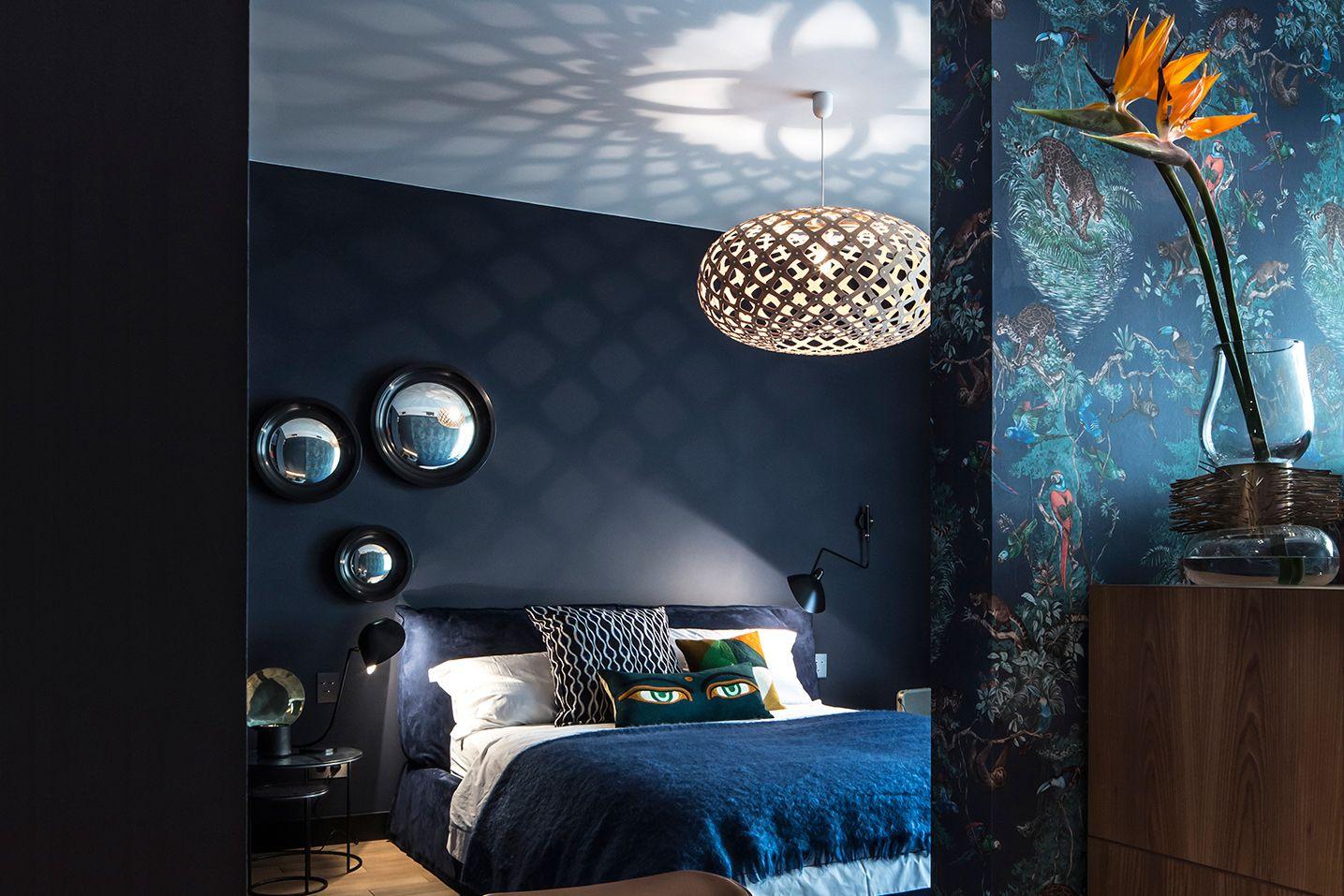 Foto 15 colori per le pareti della camera da letto – Living Corriere
