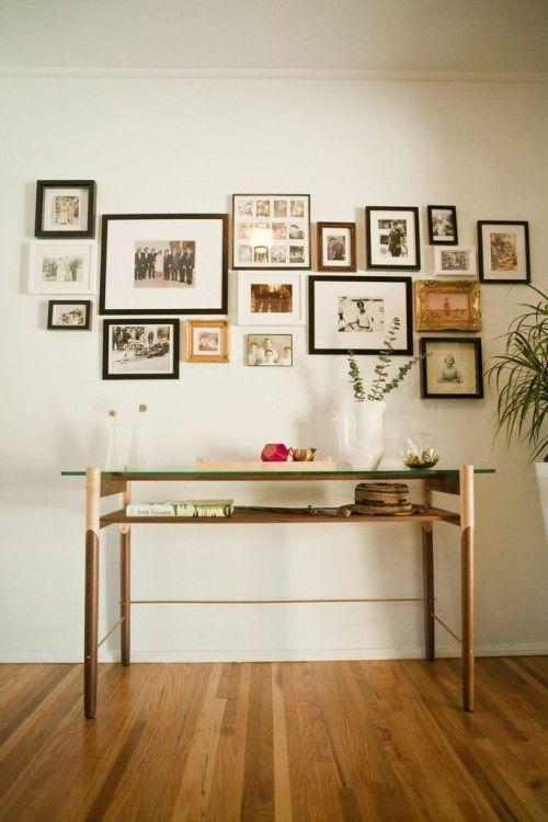 console & gallery // home idea