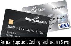 American Eagle Credit Card Login >> American Eagle Credit Card Login And Customer Service Credit Card