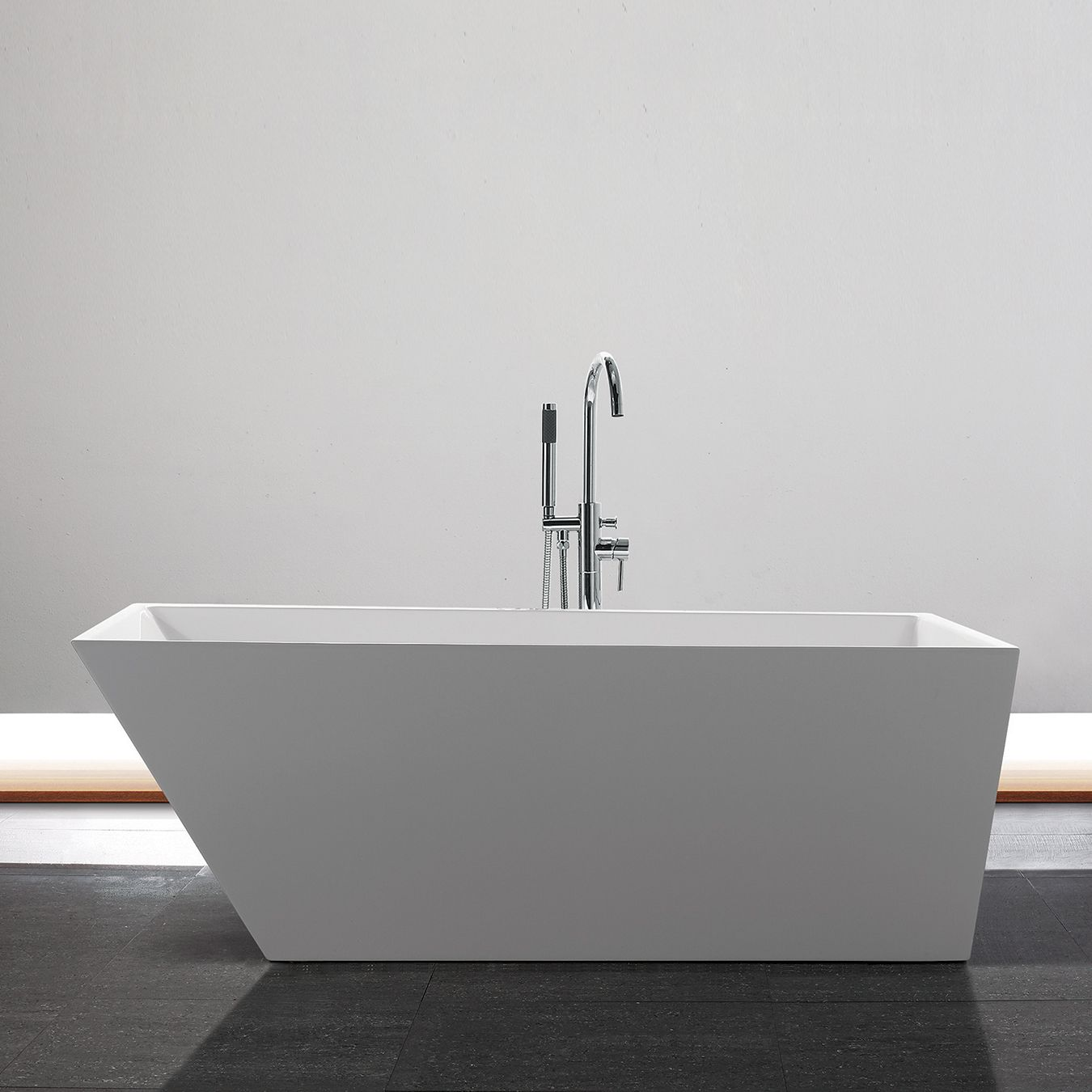 Jade Bath BLW1816 French Riviera Élodie Freestanding Soaker Tub at ...
