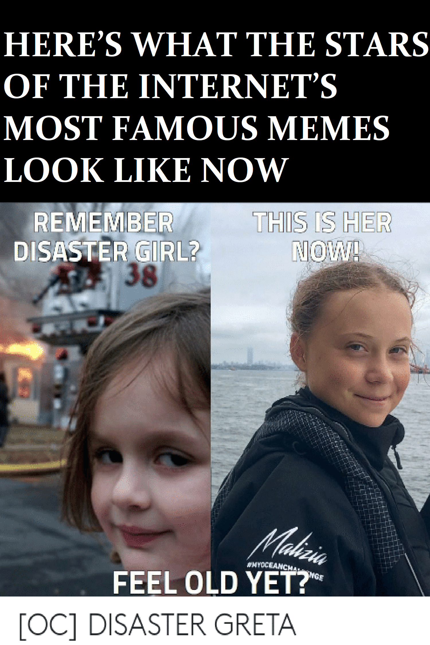 Here S What The Stars Of The Internet S Most Famous Memes Look Like Now Famous Memes Online Photo Album Memes