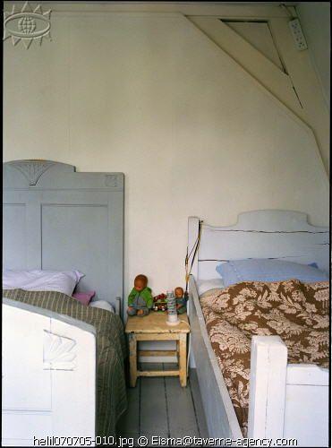 Sanctuary: Children's nooks