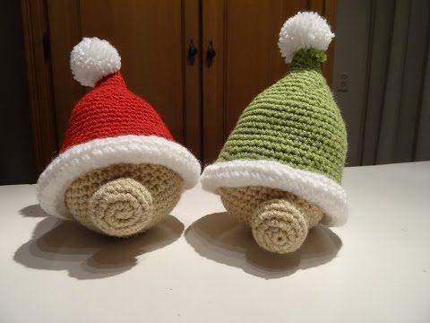 Kerstman Sneeuwpop Haken Santa Claus Snowman Crochet 1 2 In Deze Video Haak Ik Een Kerstman En Sneeuwpop Met Een Te Grote Hoed Sneeuwpop Kerst Haak Kerstman