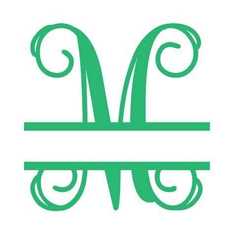 Download Image result for Cricut Split Monogram Fonts Free ...