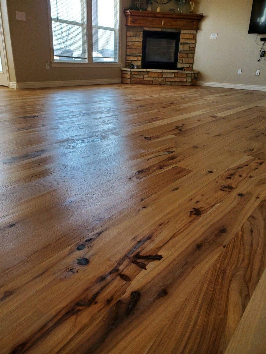 Flooring Hardwood Floors Hickory