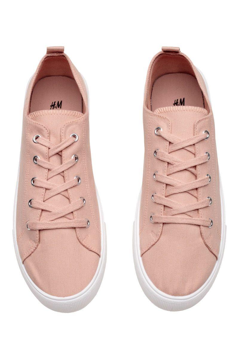 Twill Sneakers  900b9351f