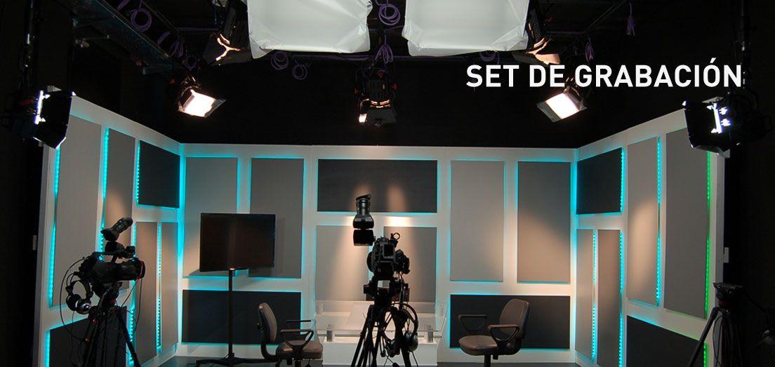 Resultado de imagen para set de television | Broadcast | Pinterest ...