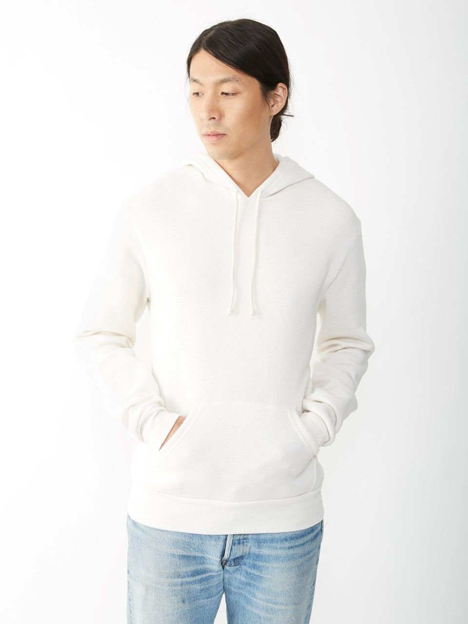 Hoodlum Eco-Fleece Pullover Hoodie   Alternative