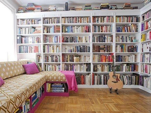 47 Lovely Library Room Design