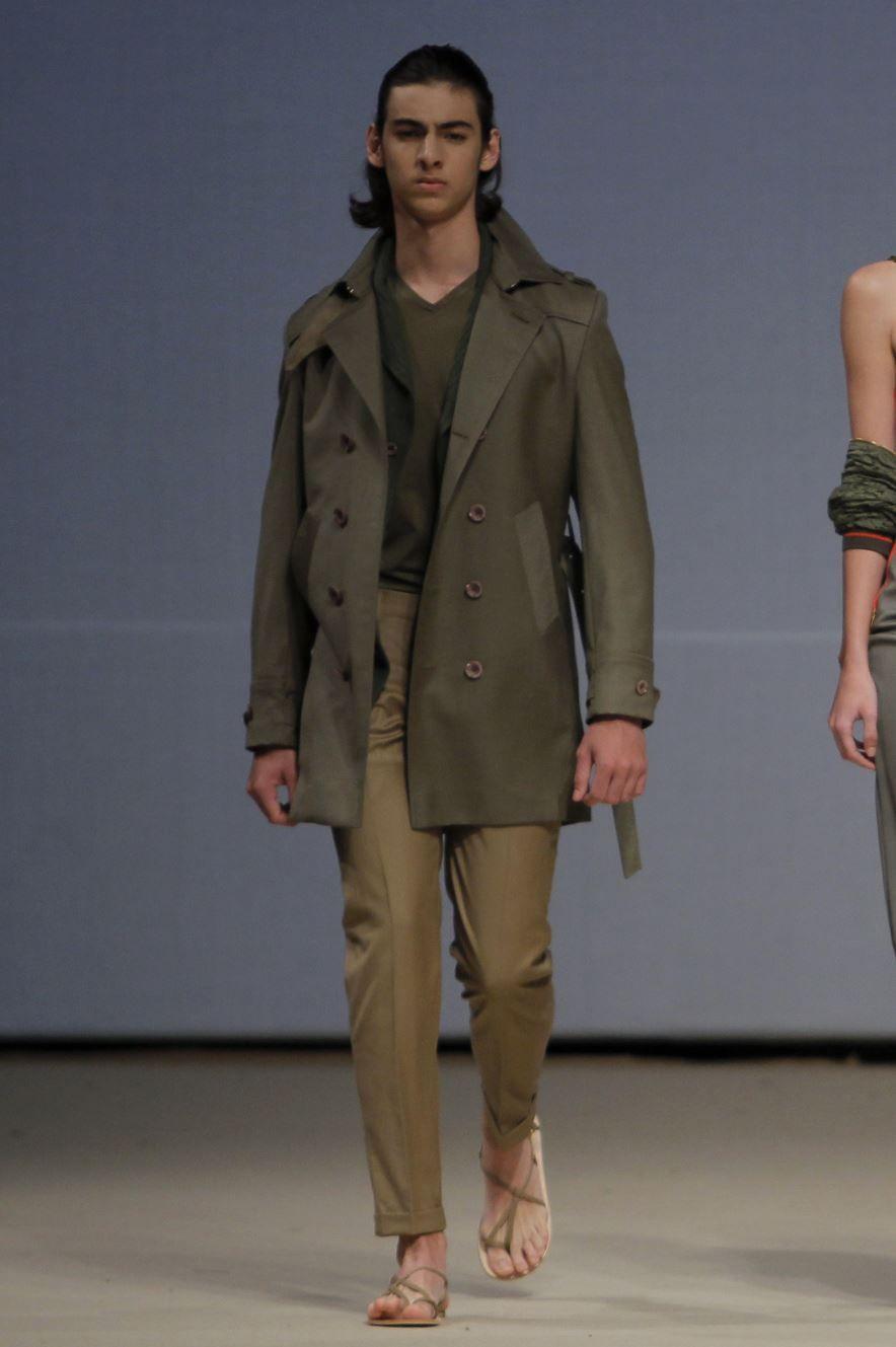 Noe Bernacelli Spring-Summer 2017 - Lima Fashion Week