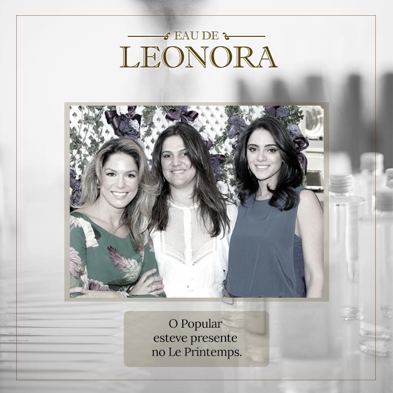 O Popular esteve presente no Le Printemps, um encontro de amizades e aromas na Calu Home.  http://eaudeleonora.com/journal.php