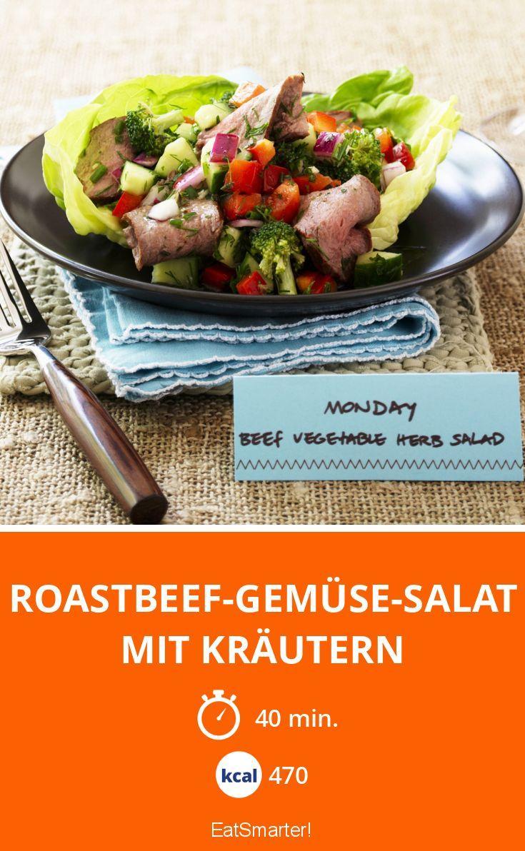 Kalorien salat und gemuse
